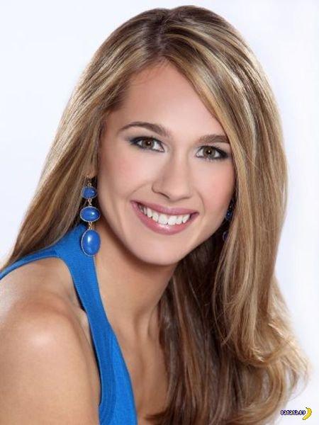 Участницы конкурса Мисс Америка 2014