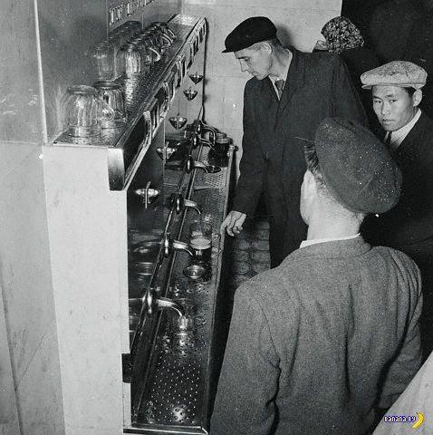 Пивбары в СССР
