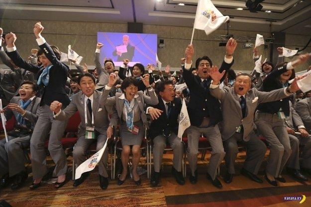 Токио получает Летнюю Олимпиаду 2020