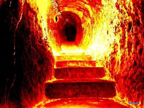 10 экскурсий по аду