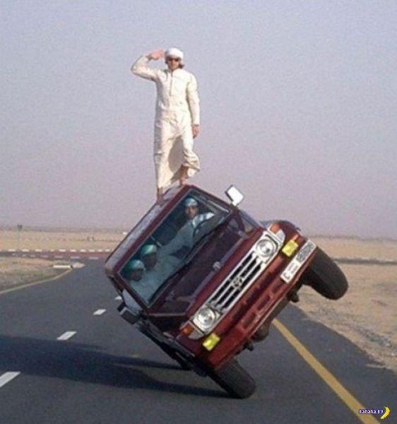 А тем временем в Дубае