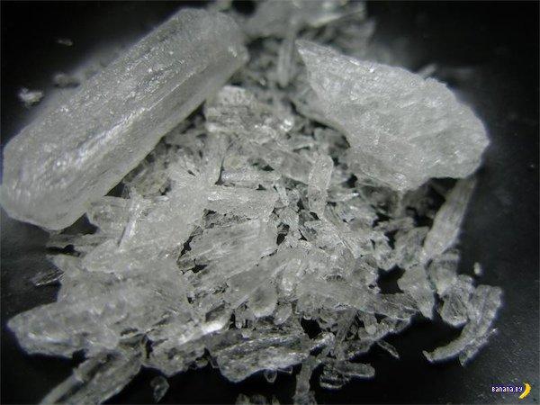 Откровения амфетаминового наркомана