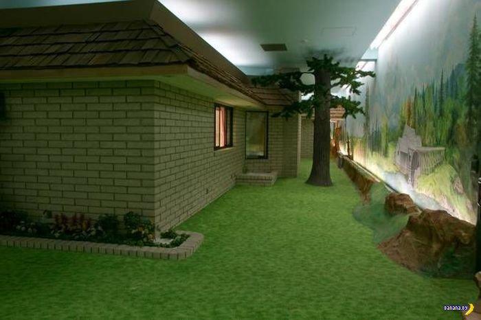 Подземное жилье