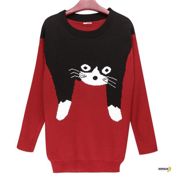 Мода на котиков в одежде