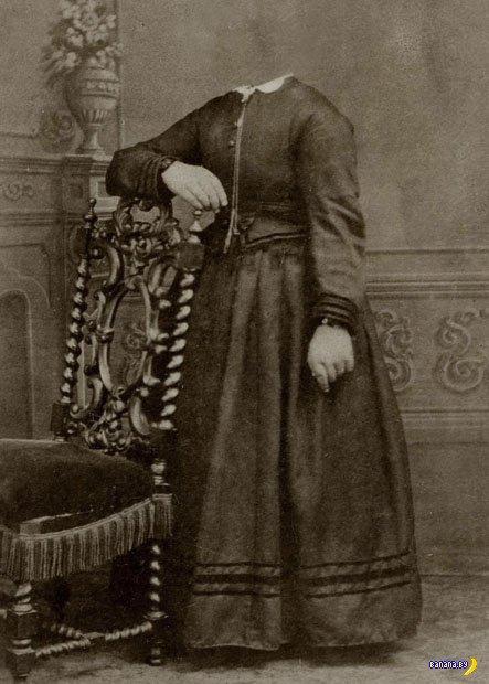 Фотошоп Викторианской эпохи