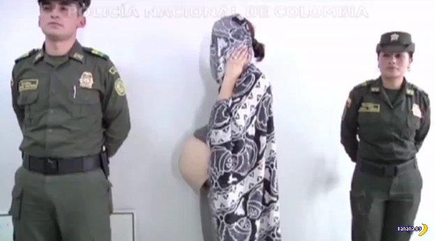"""В Колумбии беременная женщина """"родила"""" кокаин"""