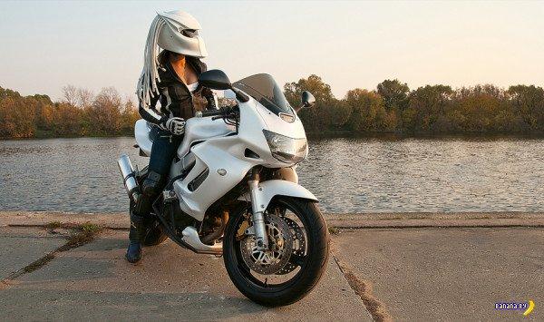 Хищники-мотоциклисты