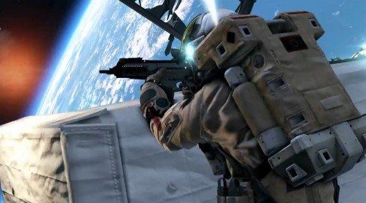 Call of Duty: Ghosts - еще и перестрелки в космосе!