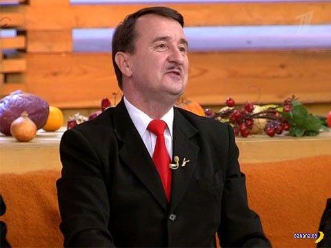 Евгений Крыжановский. За границу со своим холодильником
