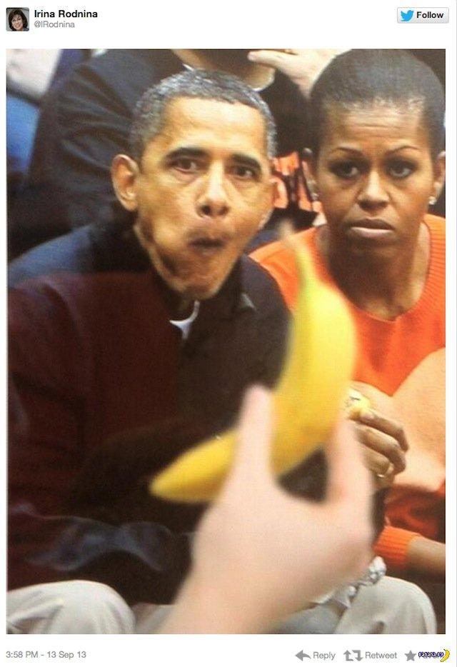 Политический банан