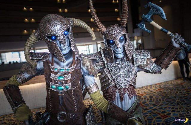 Косплей на Dragon Con 2013