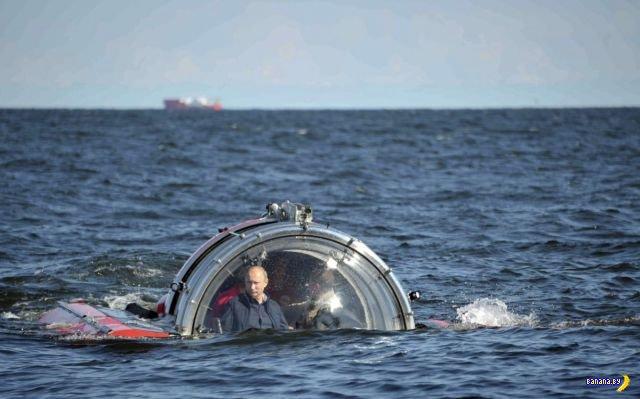 Америка восхищается Путиным
