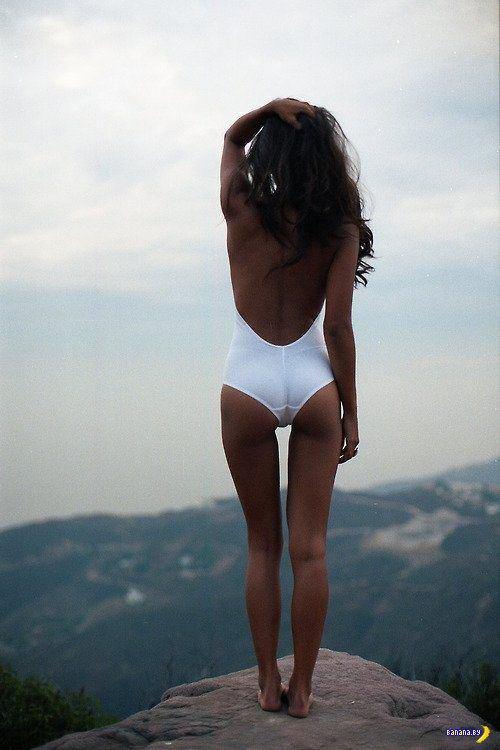Красивые девушки в красивых местах - 2