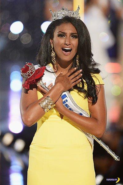Новая Мисс Америка
