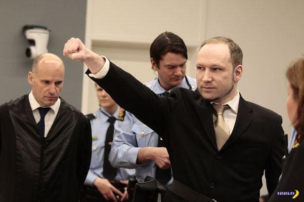 В Норвегии на парламентских выборах победила партия Брейвика