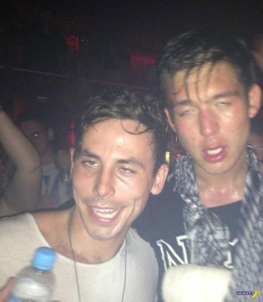 Лучшие люди из ночных клубов мира