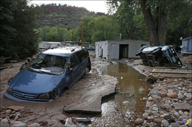 Наводнение в Колорадо