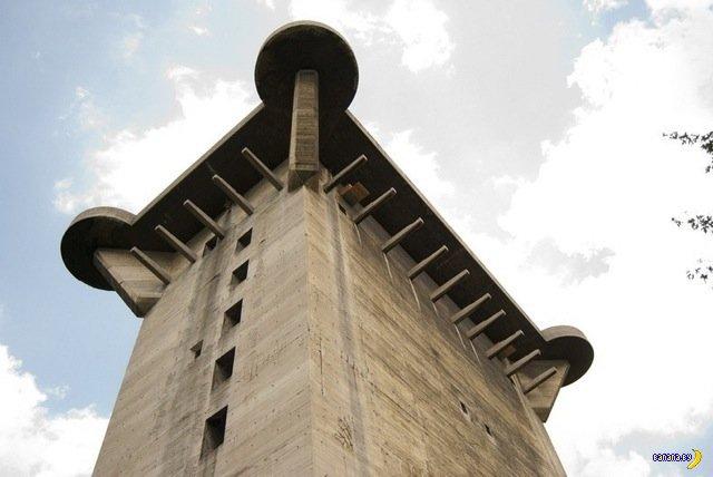 Зенитные башни Люфтваффе