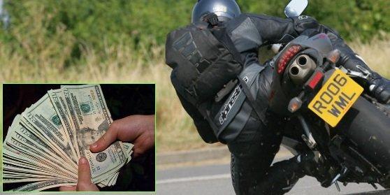 О вреде мотоциклов