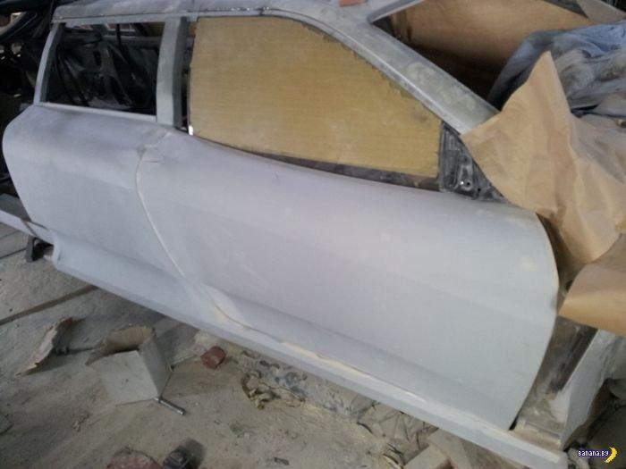 Что можно сделать из Peugeot 406