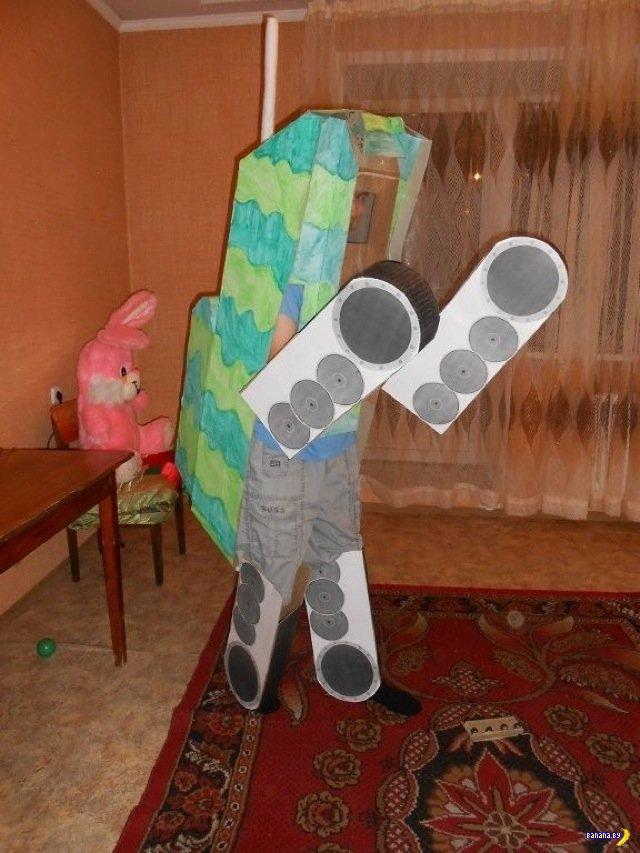 Танкисты и их костюмы