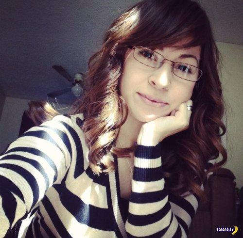 Красивые очкарики - 5