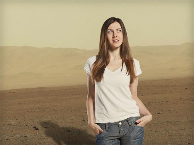 Выжить на Марсе в джинсах и футболке