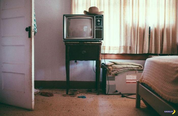 Заброшенный дома в Техасе