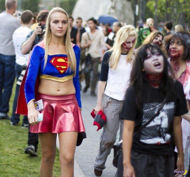Зомби на Comic-Con