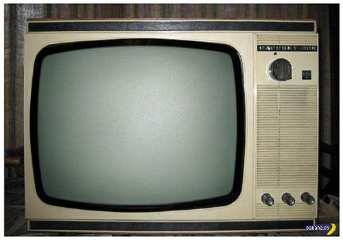 Советские телевизоры