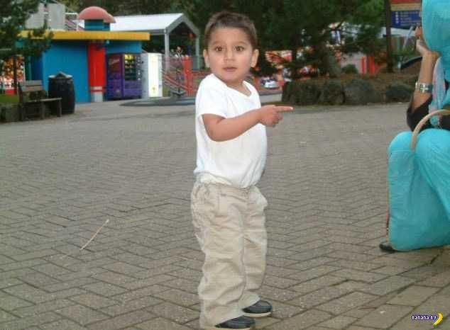 Восьмилетнему беременному мальчику врачи подписали смертный приговор