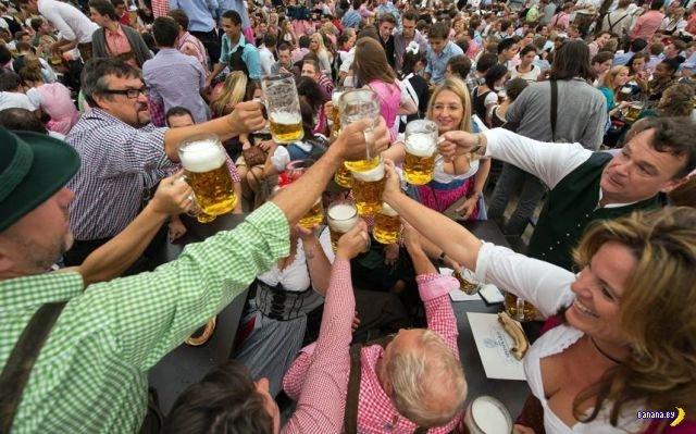 Пиво, сиськи, Oktoberfest 2013!
