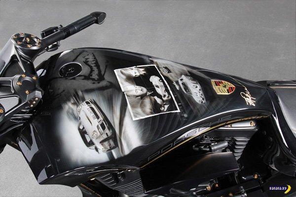 Мотоцикл для Porsche