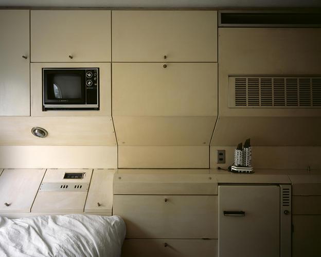 Старые микро-квартиры из Японии будущего