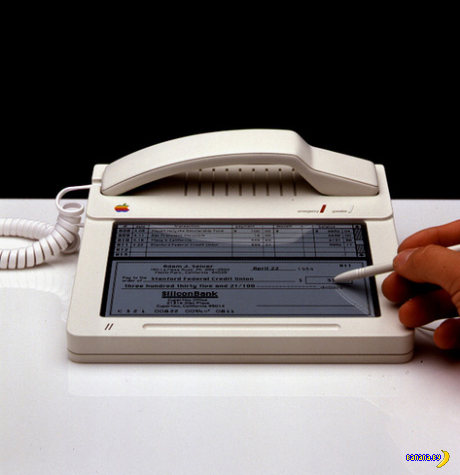 Первый прототип iPhone