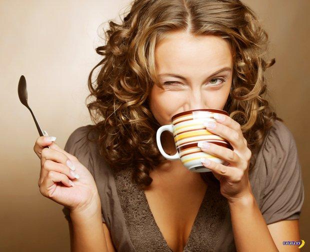 Зеленый чай увеличивает грудь и развивает ум