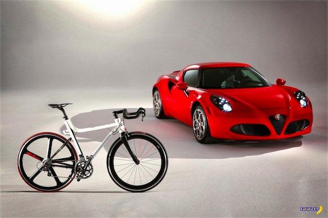Велосипеды Alfa Romeo