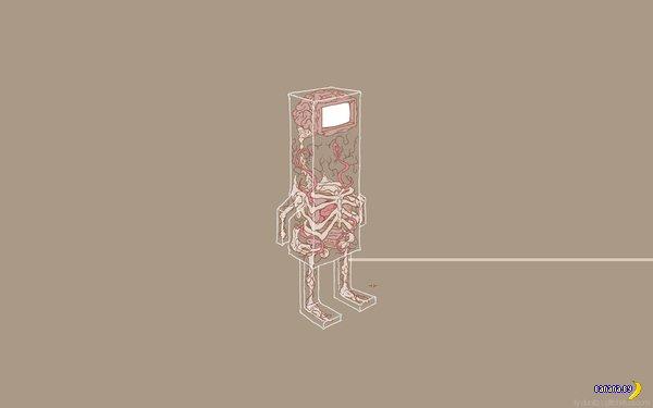 Рисунки Bespoke Pixelry