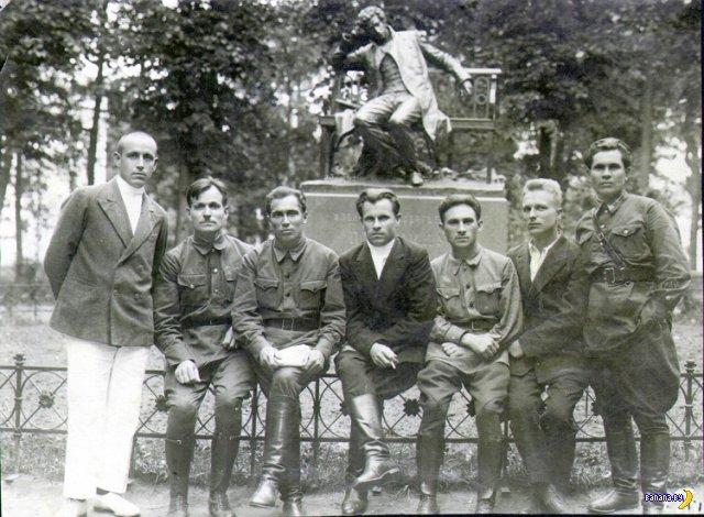 Чёрные риэлторы НКВД
