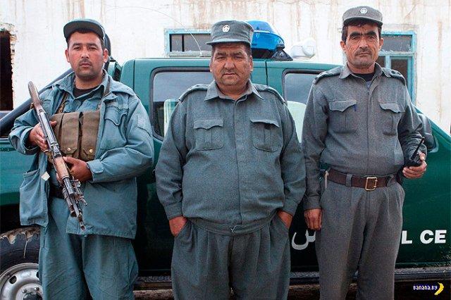 Афганские полицейские убили 6 детей, пытаясь глушить рыбу в реке