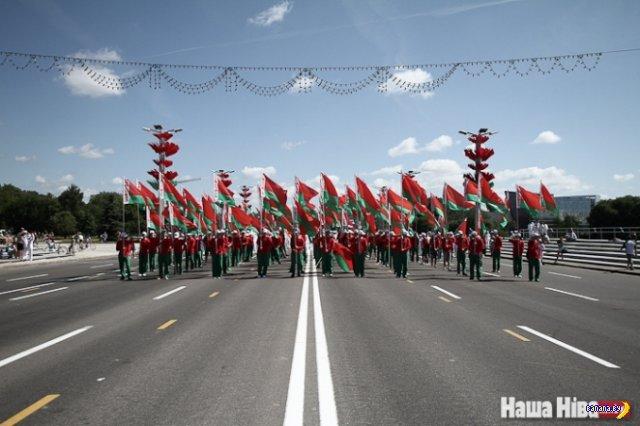 Чем плох красно-зелёный флаг, или Еще пара аргументов в пользу флага бело-красно-белого