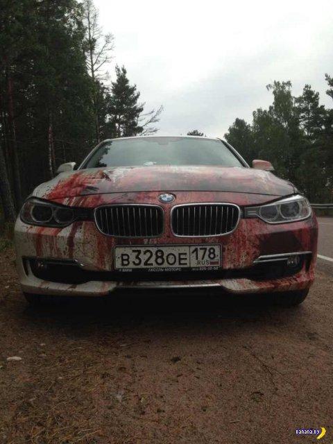 BMW из GTA!
