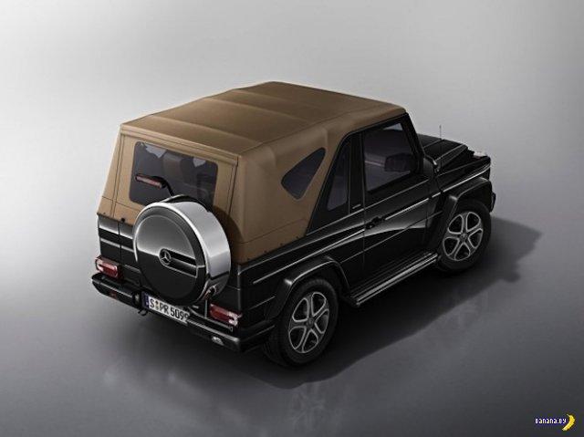 G-Wagon кабриолет
