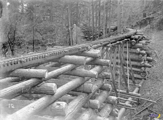 Чудеса мостостроения