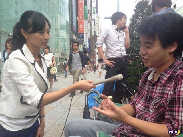 Очередь за iPhone 5S теперь и в Токио