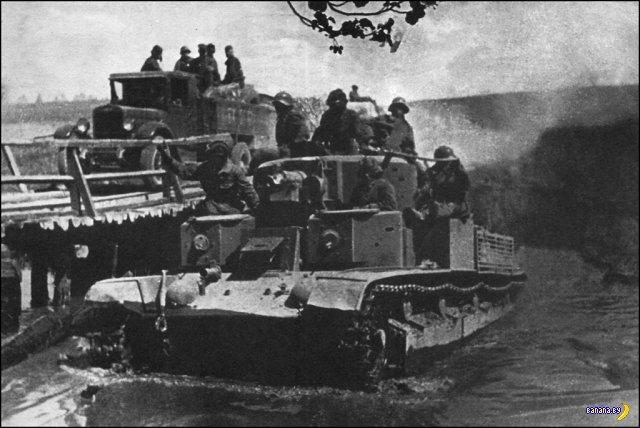 Фотохроника освобождения западной Беларуси в 1939 г.