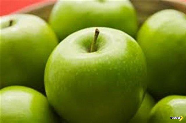 Ученые обнаружили новые свойства яблок