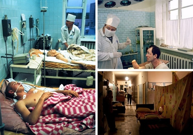 Кромешный ад: больница в России