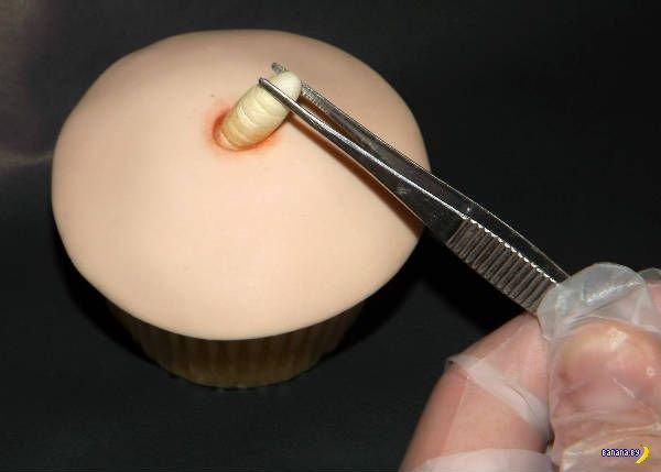 Самый мерзкий в мире кекс
