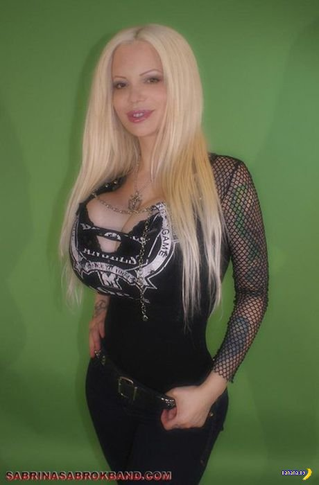 Сабрина Саброк из Аргентины